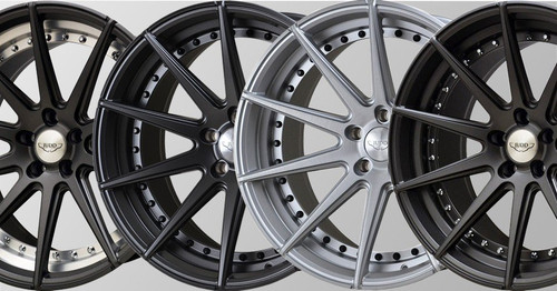 "Judd 20"" T311 Alloy Wheels Staggered Fitment"