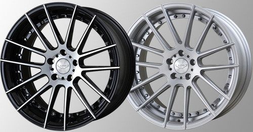 """Judd 20"""" T235 Alloy Wheels Staggered Fitment"""