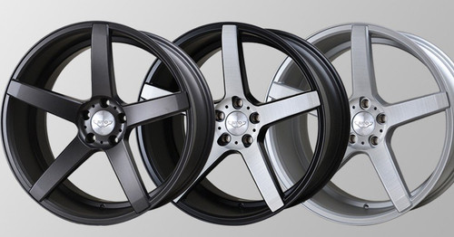 """20"""" T203 Alloy Wheels Staggered Fitment"""