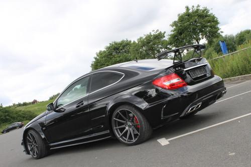 Mercedes benz coupe c63 amg black series conversion meduza mercedes benz coupe c63 amg black series conversion sciox Gallery