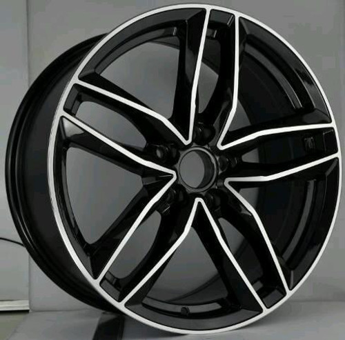 "18"" RS6 Style Alloy Wheels"