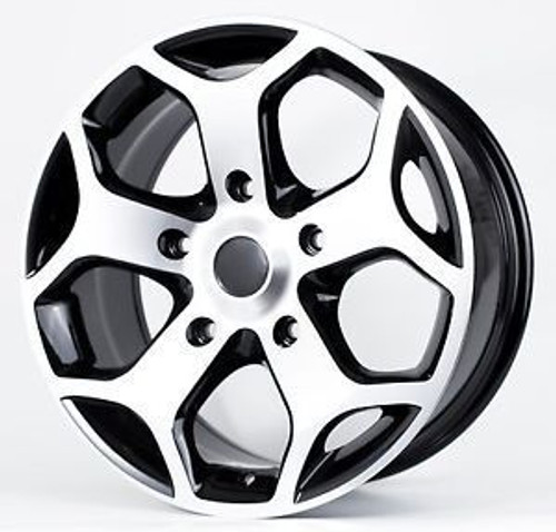 "18"" Ford Transit ST Style Alloy Wheels 1000kg Load Rated"