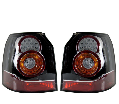 Land Rover Freelander 2 LED Rear Light Upgrade