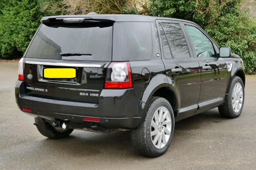 Land Rover Freelander 2 Rear Roof Spoiler Genuine
