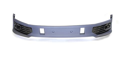 Volkswagen T5 Front Lip Splitter with LED