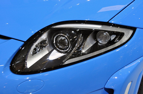 Jaguar XKR Headlights 2014 NON AFS