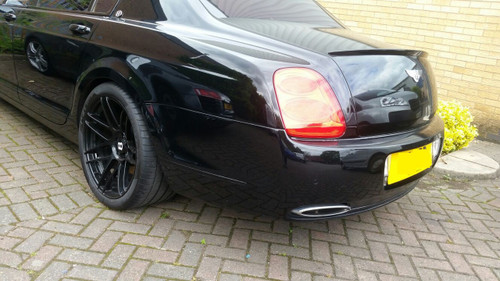 Benltey Continental Flying Spur Boot Lip Spoiler