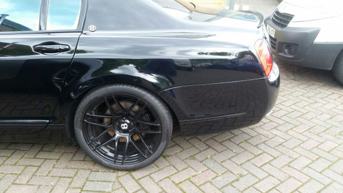 Bentley Flying Spur Super Sport Rear Bumper