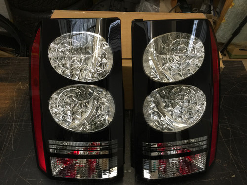 Land Rover Discovery 4 2015 Rear Tail Lights Genuine JLR
