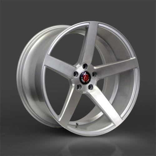 """AXE EX18 20"""" Alloy Wheels Silver"""