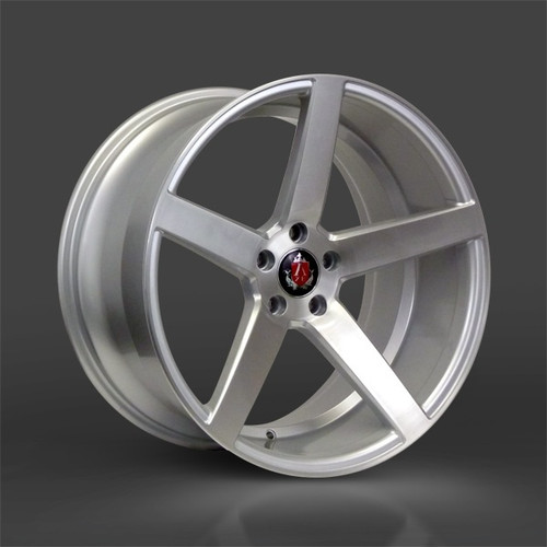 """AXE EX18 22"""" Alloy Wheels Silver"""