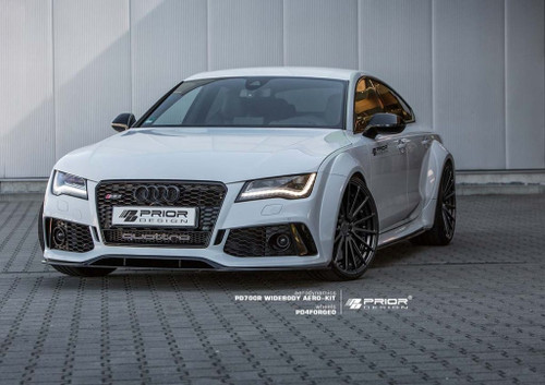 Prior Design PD700R Widebody Aero Kit for Audi A7/RS7