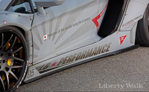 Lamborghini Aventador Liberty Walk Bodykit NC