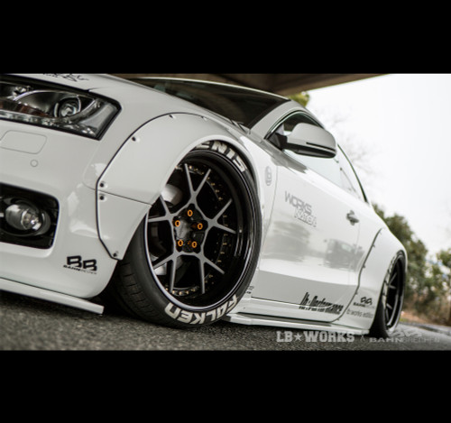 Audi A5/S5 Liberty Walk Stance Body Kit