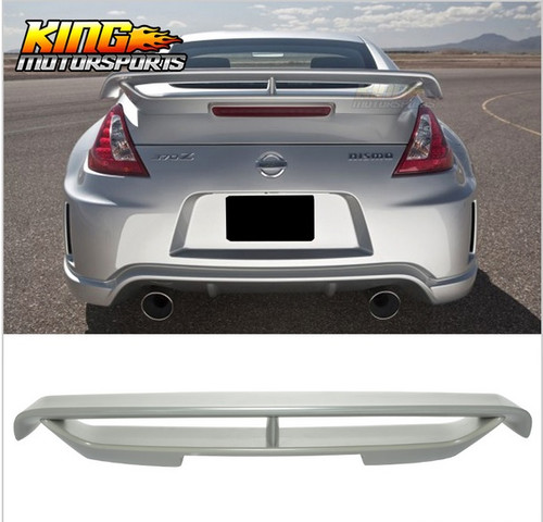 Nissan 370Z Rear Boot Lid Spoiler