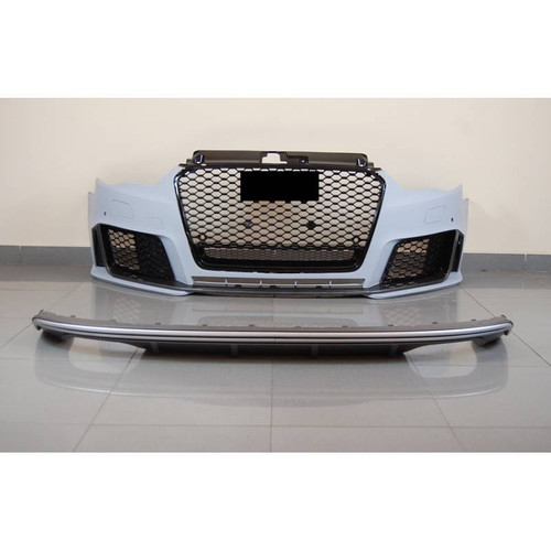 Audi A3 Body Kit V8 13-15 Cabrio Sportback RS3 Look