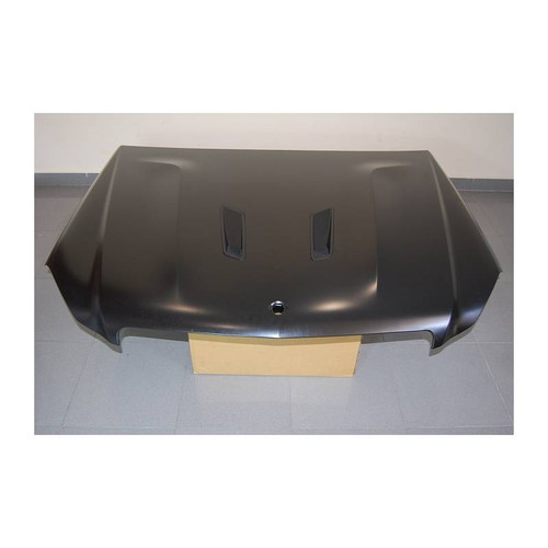 Mercedes C CLass W204 Black Series Bonnet in Metal Body Kit