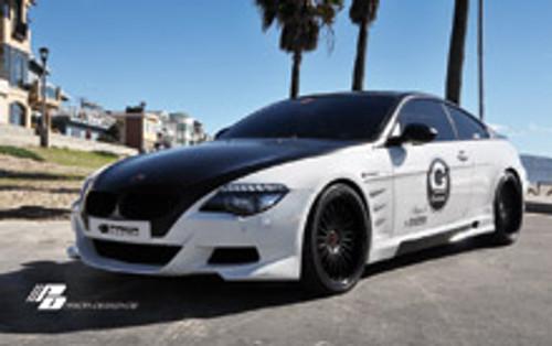 BMW 6 Series E63/E64 Prior Design Aerodynamic Bodykit