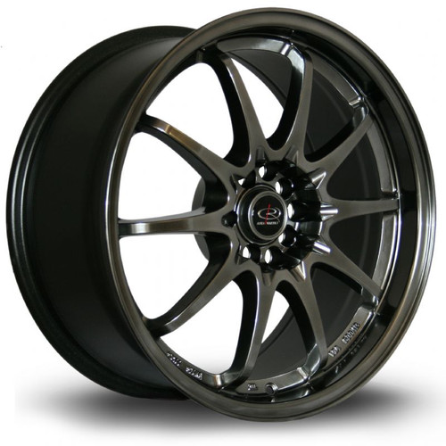 "18"" Rota Fighter Drift Alloy Wheels"