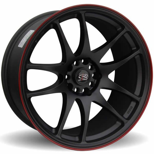 "18"" Rota Torque Drift Alloy Wheels"