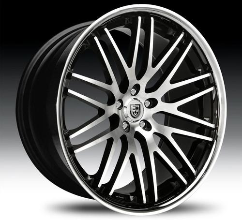 """20"""" Lexani CVX-44 Alloy Wheels"""