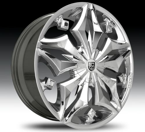 """24"""" Lexani Firestar Alloy Wheels"""