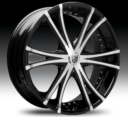 """22"""" Lexani LX-12 Alloy Wheels"""