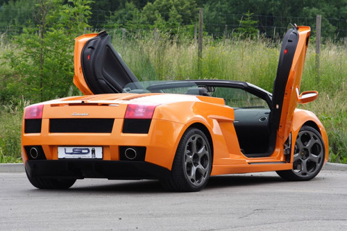 Lamborghini Gallardo LSD Door Conversion Kit