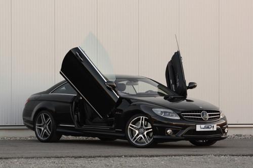 Mercedes CL Class LSD Door Conversion Kit