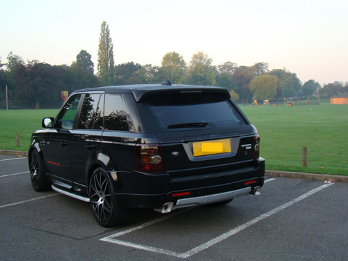 RANGE ROVER SPORT AUTOBIOGRAPHY STYLE ROOF SPOILER