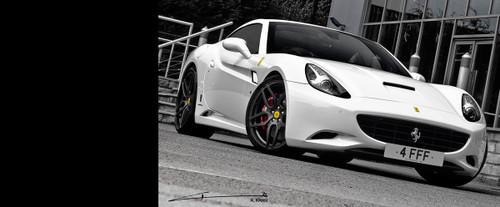 Ferrari California Tuning Pack