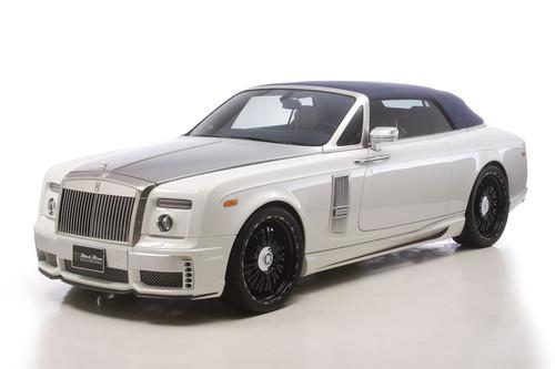 Rolls Royce Phantom Drophead Coupe Sports Line Black Edition Body Kit