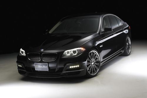 BMW 5 Series F10 Sports Line Black Bison Edition Body Kit