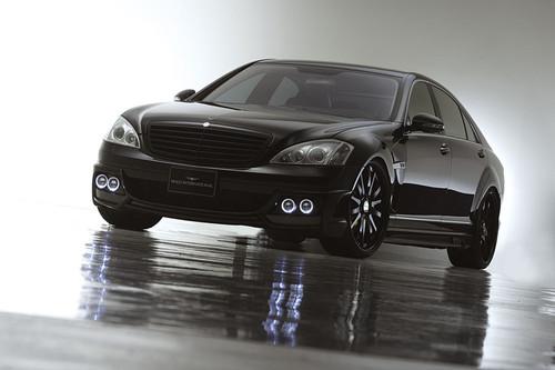 Mercedes S Class Body Kit WALD International