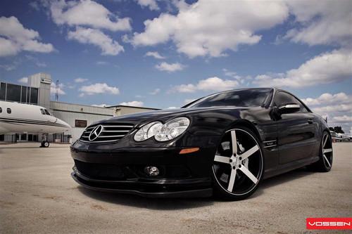 "20"" Vossen Alloy Wheels & Tyres Mercedes Benz  SL Vossen Alloy Wheels"