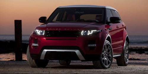 Range Rover Evoque SD4 Aerodynamic Body Kit