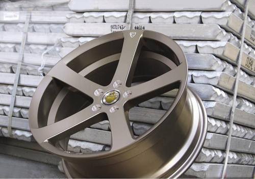 """19"""" Alloy Wheels Cades Apollo Bronze"""