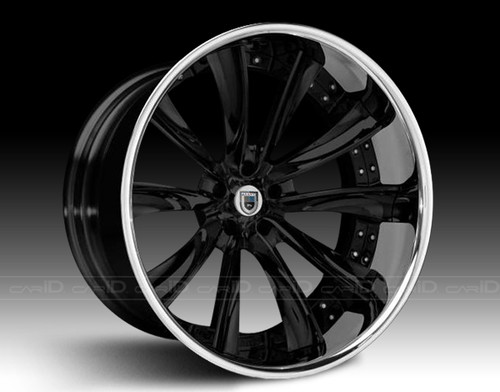 Asanti Alloy Wheels CX-505 24""