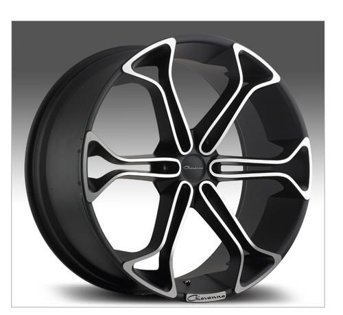 Giovanna King 6 Alloy Wheels