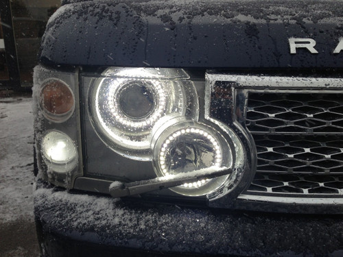 Range Rover Vogue L322 2003 Onwards or Landrover Discovery 3 Conversion to 2012 Spec LED Lighting