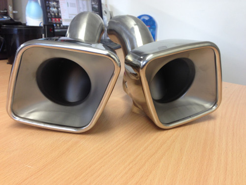 Range Rover Sport Autobiography Style 2012 Rear Tailpipes