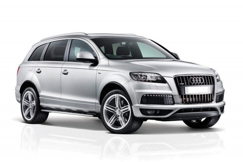 Audi Q7 Full Upgrade from 2007-2012 Model