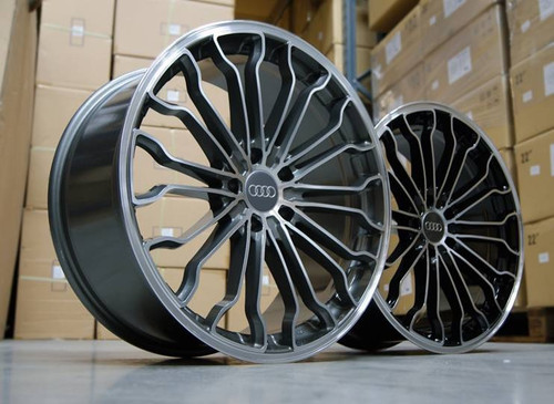 "KR795 22"" Alloy Wheels"