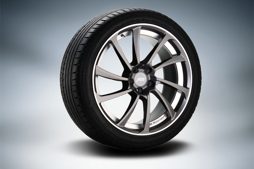 """ABT - DR20 20"""" Alloy Wheels"""