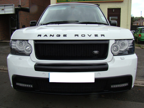 Range Rover Vogue L322 Meduza RS Front Bumper Body Kit