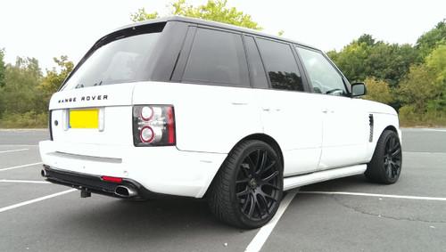 Range Rover Vogue L322 Meduza RS Rear Bumper Body Kit