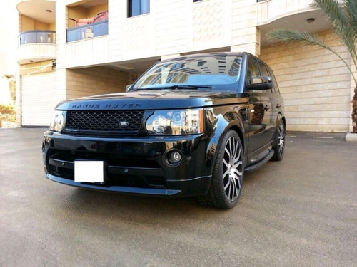 Range Rover Sport Face Lift Conversion to Autobiography 2013