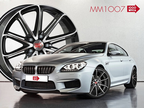 "18"" Alloy Wheels 1000 Miglia MM1007"