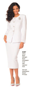 MOS6187 - 2 Piece Suit