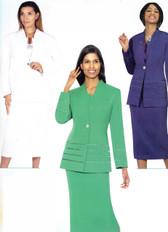 GMI23108 - 3 Piece Lined Suit